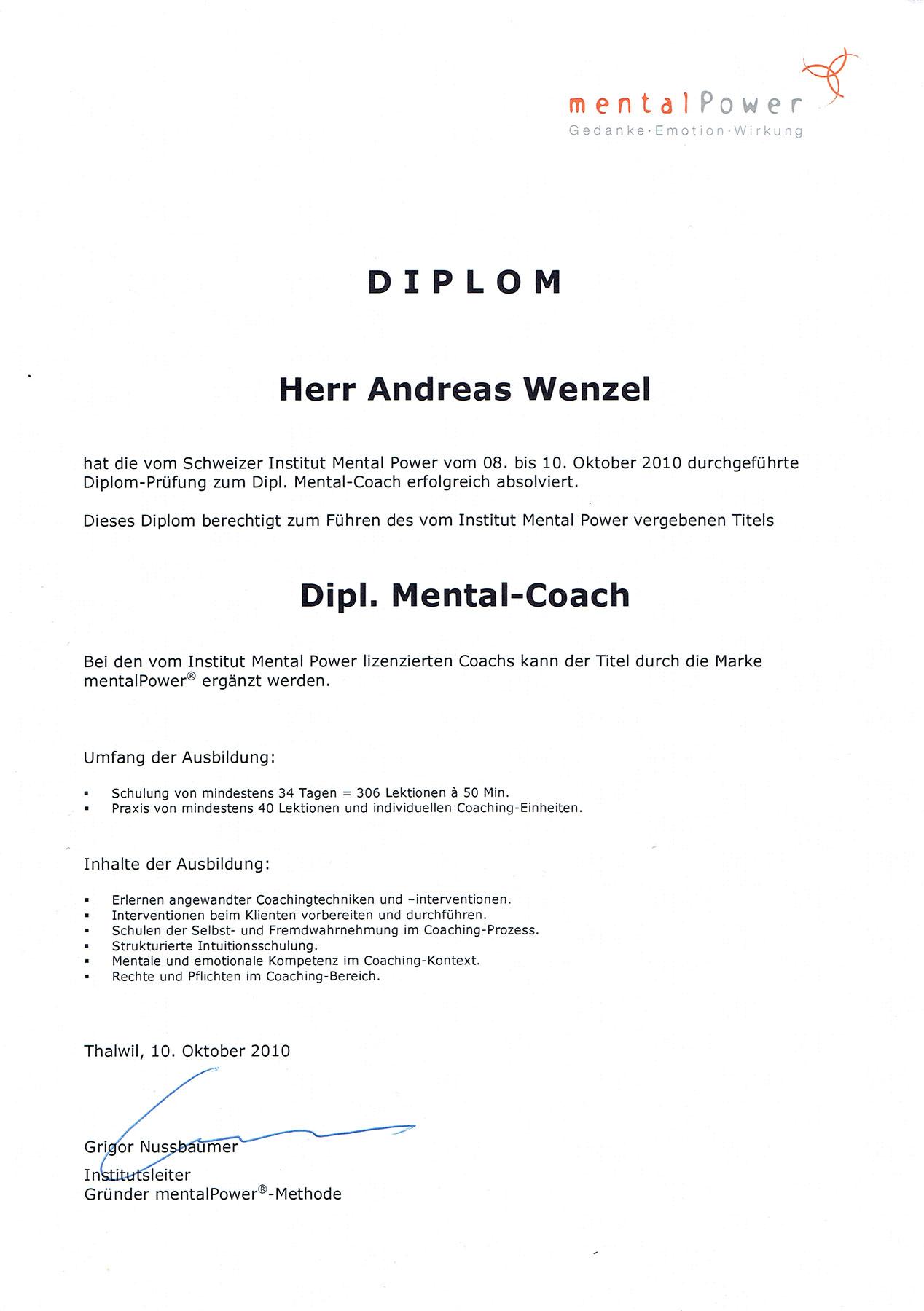 Mental-Coach